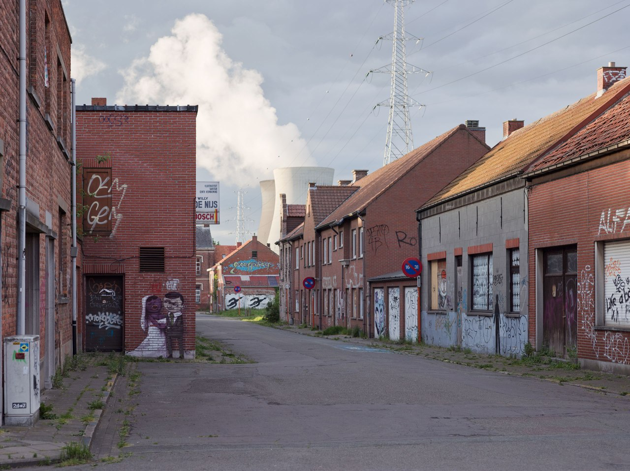 Doel, Belgium UK - Eva Avril photographie